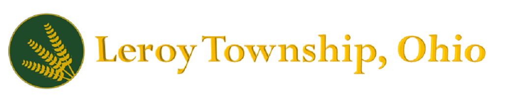 Logo for Leroy Township, Ohio